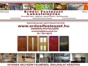 Erdősi Festészet Lakásfelújítás