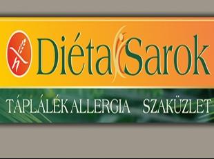 Diéta Sarok - Táplálékallergia szaküzlet