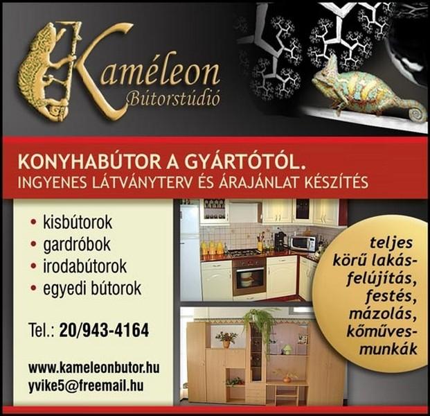 Kaméleon Bútor