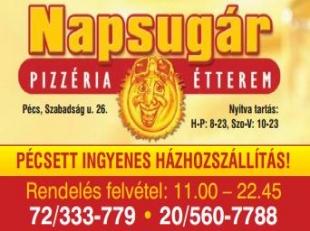 Napsugár pizzéria és étterem